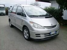 fourgon utilitaire Toyota