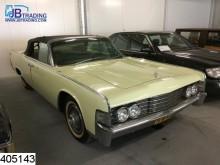 Lincoln Continental Continental V8, Airco