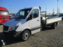 used Mercedes dropside flatbed van