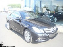Mercedes coupé car