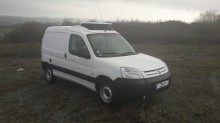 used Citroën positive trailer body refrigerated van