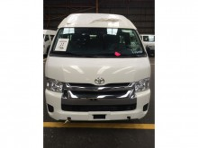 Toyota Hiace 2.5 DIESEL MY16, Manual, AC