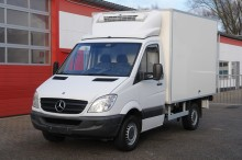 used Mercedes negative trailer body refrigerated van