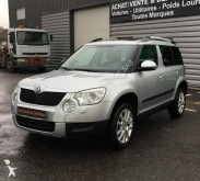 used Skoda company vehicle