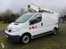 used telescopic platform commercial vehicle