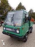 used Multicar three-way side tipper van
