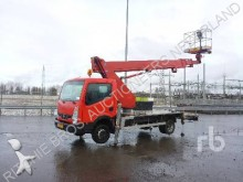 used Nissan platform commercial vehicle