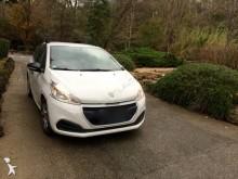 Peugeot company vehicle