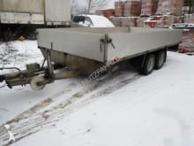 used Klagie light trailer