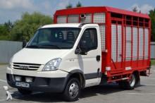 used cattle van