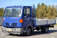 used Nissan dropside flatbed van