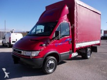 used tarp covered bed flatbed van