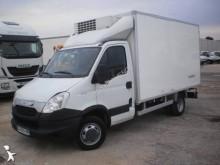 Iveco negative trailer body refrigerated van