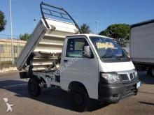 used Piaggio standard tipper van