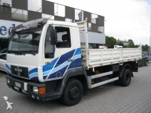 used two-way side tipper van