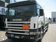 used Scania cargo van