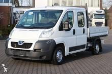 used Peugeot flatbed van