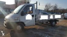 Fiat dropside flatbed van