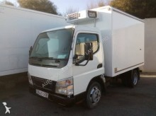used Mitsubishi Fuso positive trailer body refrigerated van