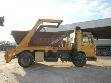 used Volvo three-way side tipper van