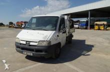 used Peugeot standard tipper van