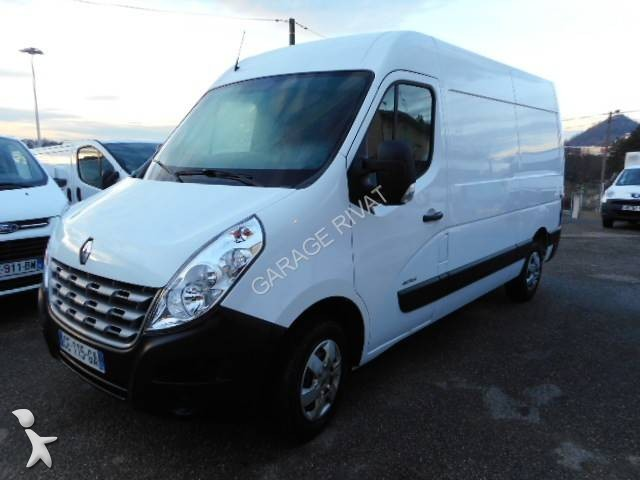 fourgon utilitaire renault master l2h2 2 3 dci 125