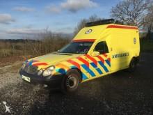 Mercedes ambulance