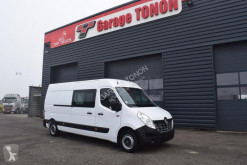 Renault Master 145CV L3H2 CABINE APPROFONDIE 7 PLACES