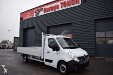 new Renault dropside flatbed van