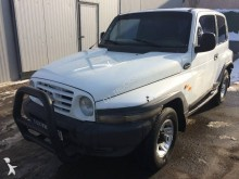 automobile 4x4 / SUV Ssangyong