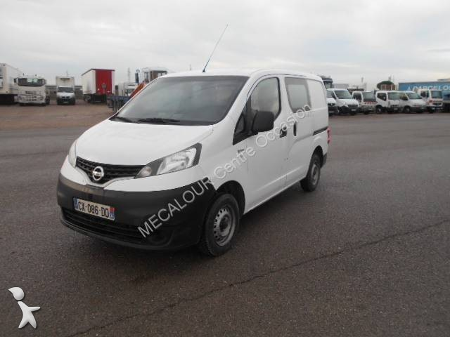 fourgon utilitaire nissan nv200 1 5 dci 90 occasion n 1909100. Black Bedroom Furniture Sets. Home Design Ideas