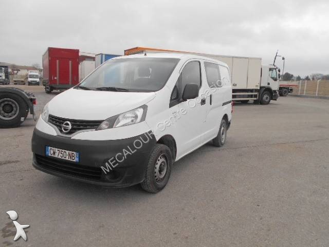 fourgon utilitaire nissan nv200 1 5 dci 90 occasion n 1909106. Black Bedroom Furniture Sets. Home Design Ideas