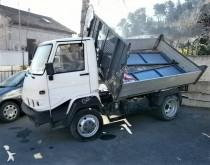 Effedi three-way side tipper van