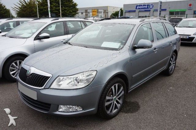 voiture skoda break octavia break 1 6 tdi105 cr fap style. Black Bedroom Furniture Sets. Home Design Ideas