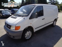Mercedes Vito 110 CDI - Lichte vracht (Gekoeld - UPDATE)