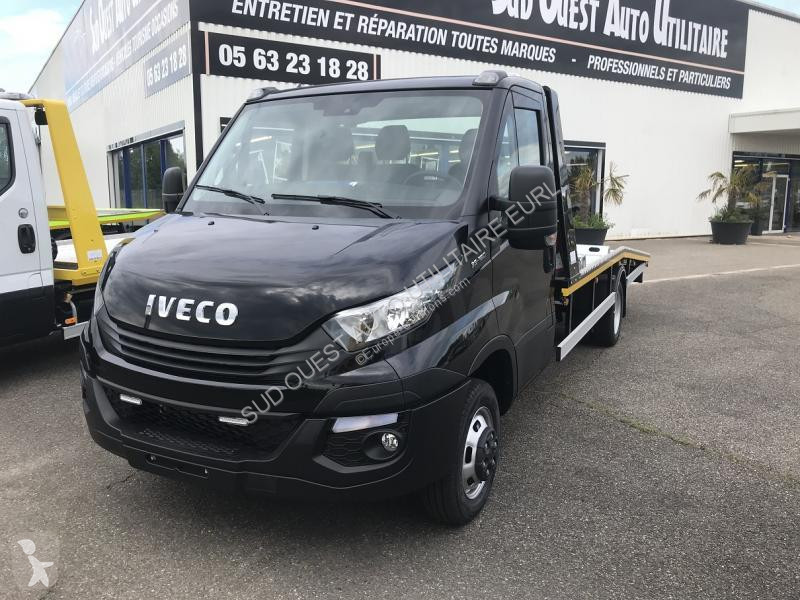 utilitaire porte voitures iveco daily 35c15 occasion n 1921085. Black Bedroom Furniture Sets. Home Design Ideas