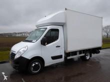 utilitario furgón Opel
