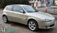 coche berlina Alfa-Roméo
