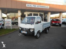 used Piaggio dropside flatbed van