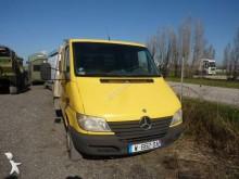 used Mercedes tow van