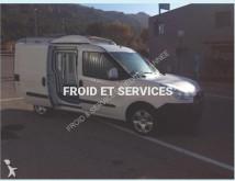 new Fiat refrigerated van