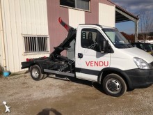 used Iveco ampliroll tipper van