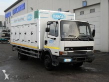 used DAF refrigerated van