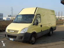 used Iveco cattle van