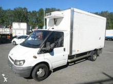 used Ford positive trailer body refrigerated van