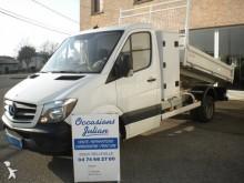 used Mercedes standard tipper van