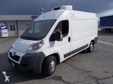 used Peugeot refrigerated van