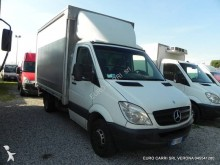 used Mercedes curtainside van