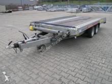 used Humbaur light trailer