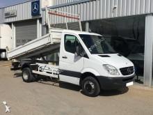 used Mercedes tipper van